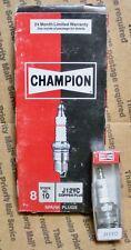 Champion NOS Copper Plus Spark Plug # 10 or J12YC - BOX of 8 Plugs