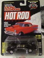 Racing Champions Hot Rod Magazine Issue #42 '68 Chevy Camaro Purple or Black?