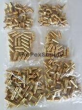 "75  -  1/2""  PEX Brass Crimp Tees Elbows Coupling Fittings   LEAD-FREE BRASS"