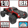 Redcat Racing Blackout XTE 1/10 Scale Electric 4WD Monster RC Truck Red NEW