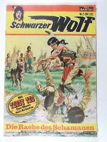 SCHWARZER WOLF Heft #  2 ( Bastei Verlag 1975 - 1977 )