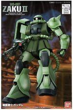 FG 1/144 MS-06F Zaku II F type (Mobile Suit Gundam) Gunpla Bandai From Japan F/S
