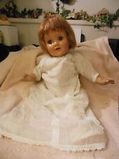 """19"""" composition toddler doll"""