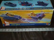 BIG JIM MATTEL SAND SNIPER CONDOR FORCE NEVER PLAYED WITH 1986