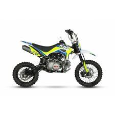 pitbike moto cross enduro 125cc cerchi 14/12 KAYO accenzione a pedale 4 marce