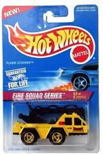 1996 Hot Wheels #426 Fire Squad series #3 Flame Stopper razor wheels