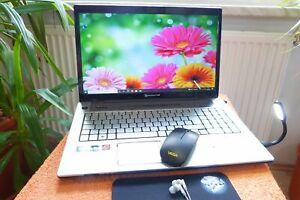 Packard Bell LX86 17 Zoll HDP l SSD AKKU NEU l 16GB RAM l Core i7 l BluRay Win10
