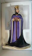 WDCC DISNEY SNOW WHITE QUEEN BRING BACK HER HEART COA + ORIG BOX
