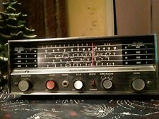 New ListingHallicrafters Sw-500 Short Wave Receiver Broadcast Radio