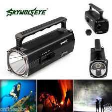 Underwater 100M 8000LM XM-L2 T6 LED Scuba Diving  Flashlight Torch Waterproof
