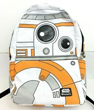 Star Wars Loungefly The Force Awakens  BB-8 Backpack Book Bag BB8