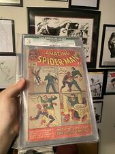 Amazing Spider-Man #4 CGC 0.5 - Origin & First Appearance of the Sandman
