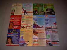 #5 Lot of 12 Sélection du Reader's Digest 1993 1996 1997
