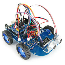 N20 Gear Motor Toy 4WD Bluetooth Smart Robot Car Chassis Kit DIY for Arduino HM