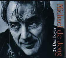 Michael De Jong-23 Rue Boyer cd album