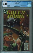 GREEN ARROW #12 CGC 9.0 HIGH GRADE WHITE PAGES 2002