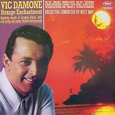 VIC DAMONE - STRANGE ENCHANTMENT - CAPITOL - U.K. LP