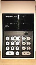 Vintage Calculator Sound design Model 8280 Battery Operated Handheld Works