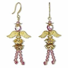 Swarovski®  Crystals Dangle Earrings  NEW ONE OF A KIND