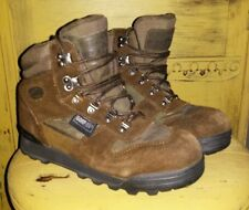 VASQUE GORE-TEX LADIES BROWN HIKING TRAIL EXCELLENT CONDITION 7 M MOUNTAINEERING