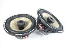 "FOCAL EXPERT PC165F FLAX 2-Way COAXIAL KIT SPEAKERS 6.5"" NEW * MADE IN FRANCE*"