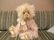 Charlie Bears Mohair L'Amour limited edition - with tags