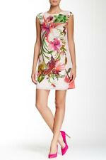 Ted Baker London dress tunic Ramonda Orchid size 2 (M) excellent condition