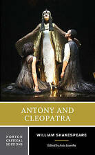 NEW Antony and Cleopatra (Norton Critical Editions) by William Shakespeare