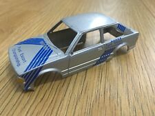 Scalextric Spares Ford Escort XR3i Silver C345 Body / Shell