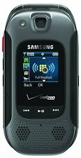Samsung Convoy 3 Sch-U680 (Verizon) Prepaid Page Plus 3G Rugged Flip Cell Phone