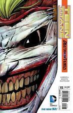 Teen Titans #15A, Die-Cut Cover, Death of the Family, NM 9.4, 1st Print, 2013