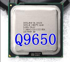 Intel Core 2 Quad Q9650 3 GHz 12 MB 1333 MHz LGA 775 CPU Processor