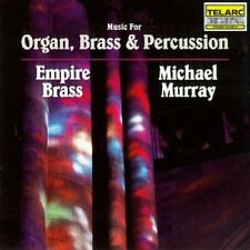 Empire Brass and Michael Murray - Music for Organ, Brass and Percussion [CD]
