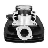 Aluminum 56mm Engine Cylinder Piston Rings Gasket Kit Fit For Yamaha DT125