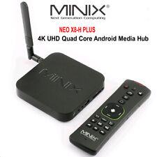 MINIX NEO X8-H PLUS 4K UHD Quad-Core Media Hub for Android+NEOA2LITE Remote
