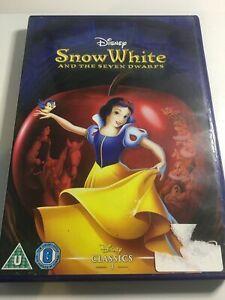 Disney Snow White And The Seven Dwarfs - DVD