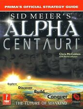 Sid Meiers Alpha Centauri: Primas Official Strat