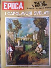 EPOCA n°692 1963 Liana Tilly Pisani la poetessa -  [C81]