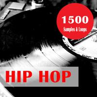 Pack 1500 Hip Hop Samples and Loops, Pro, HQ, WAV, Create Music. DAW. hiphop, DJ