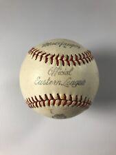 Vintage 1950's Thomas Richardson Macgregor Eastern League Baseball