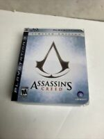 Assassin's Creed Limited Edition Steelbook Complete PS3 Sony Playstation 3 2007