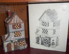 Dept 56 Snow Village Poulterer Dickens Village Collection Christmas #5926-9 -Mib