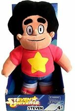 Officially Steven Universe Steven Plush Toy Cartoon TV Show