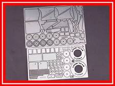 1/20 McLaren MP4/5 Honda photo etch detail set by Hobby Design ~ 0139 ~ Fujimi