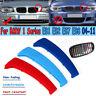 PR BMW 1 SERIE E81 E82 E87 E88 04–11 Clip Couverture Grille Calandre Bande M