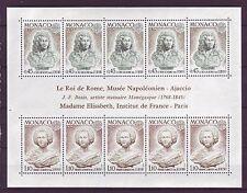 Postfrische Briefmarken aus Monaco mit Kunst-Motiv