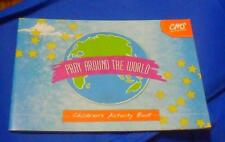 Pray Around the World - Children's Activity Book LOCAL FREEPOST ch sc 1014