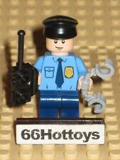 LEGO DC Universe Super Heroes 6864 Guard Minifigure NEW