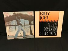 LP Billy Joel Glass Houses & The Nylon Curtain