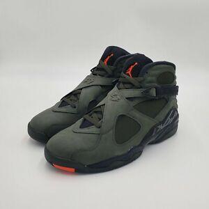"Mens Nike Air Jordan 8 Retro Take Flight ""Undefeated"" (2017) Size 10 305381-305"
